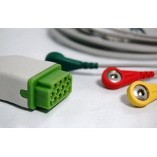 GE Marquette ECG Cable
