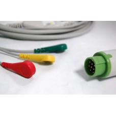 Schiller Argus LCM ECG Cable
