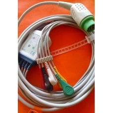 Biolight LSM ECG Cable