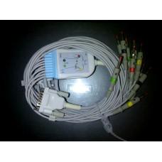 Esaote P80 EKG Cable